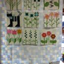 Here's Our Block of The Month by Edyta Sistar for Laundry Basket Quilts
