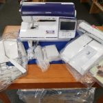 NQ 3600 D Sewing and Embroidery Machine
