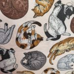 Cat Tails Cat Nap Natural